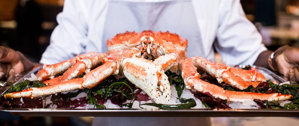 Fancy Crab - The Fresh Seafood Restaurant in London
